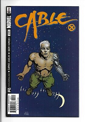 Cable #105 : Very Fine/Near Mint 9.0