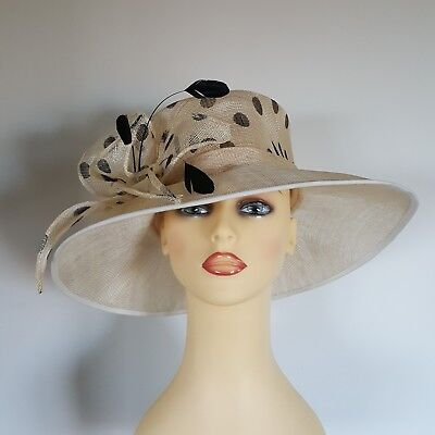 0f5ba1b9d49fe LADIES OCCASION WEDDING Mother Bride Races Hat Pale Mint Green By ...