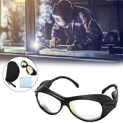 CO2 Laser Eye Protective Goggles W/ CO2 10600nm OD Double-Layer Safety Glasses