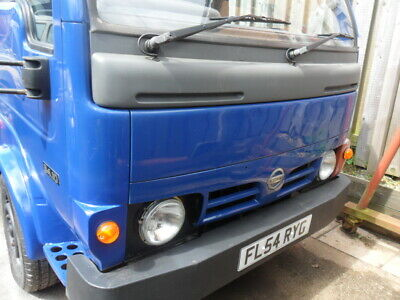 Nissan Cabstar 34.10 Cab & Chassis Modified Project