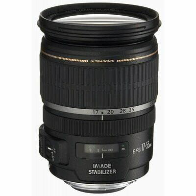Interchangeable Lens Used Canon EF-S 17-55mm F2.8 Is Usm
