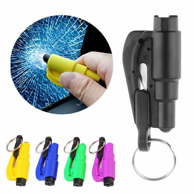 Emergency Car Glass Safety Hammer Seat Belt Cutter Window Breaker Escape Tool
