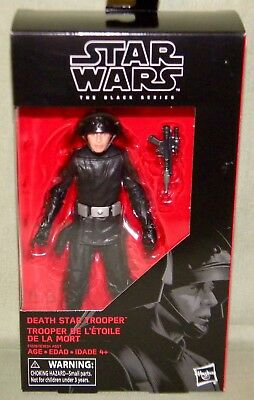 "DEATH STAR TROOPER #60 Black Series 6"" Scale Action Figure Star Wars"