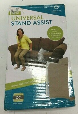 Able Life Universal Adjustable Couch Chair Stand Standing Mobility Aid Assist