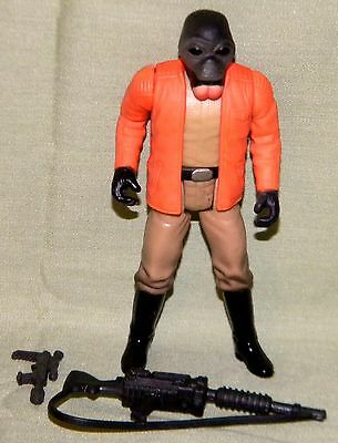 """Star Wars PONDA BABA LOOSE POTF Power of the Force 3.75"""" Action Figure"""