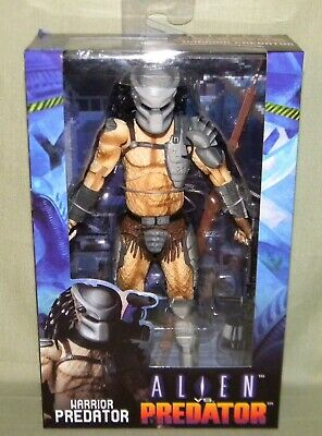 "WARRIOR PREDATOR 7"" Scale Action Figure Neca Arcade Alien Vs. Predator AVP"