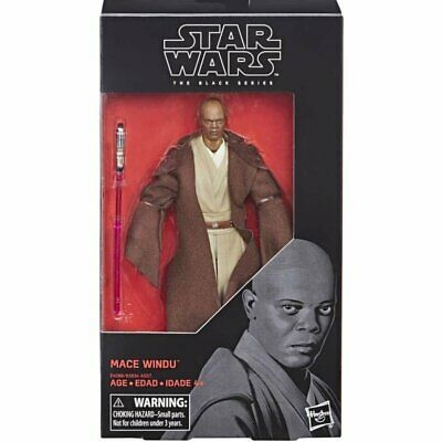 Star Wars The Black Series 6 Inch Mace Windu Figure