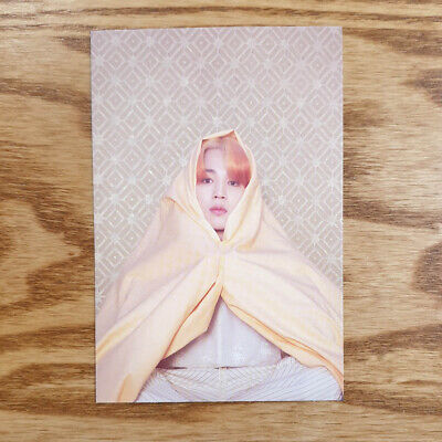 Jimin Official Postcard BTS Map Of The Soul : Persona Genuine Kpop