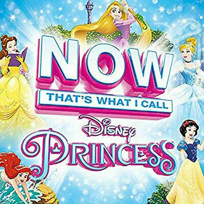Now That's What I Call Disney Princess (2Cd Box Set 2016) New/Sealed...fast Post