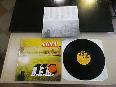 "R.E.M.: Reveal, + INSERT, WB REC, 9362-47946-1, GER 1st PRESS, 12""/ LP, MINT!!"