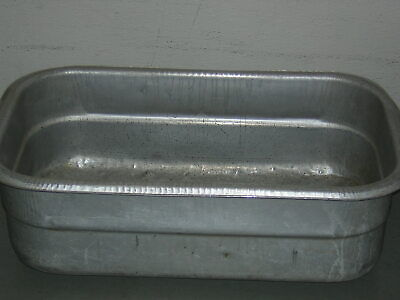 FULL SIZE STEAM TABLE CHAFING PANS Aluminum