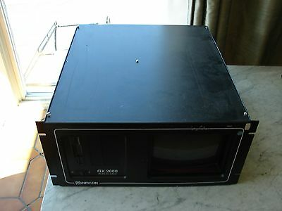 Residual Gas Analyzer Inficon Model QX-2000 Controller  w/ IEEE-488