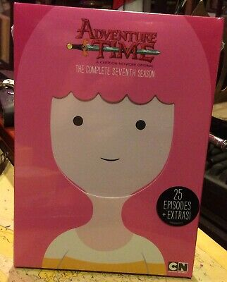 ADVENTURE TIME TV SERIES THE COMPLETE SEVENTH SEASON 7 New