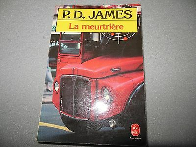 La meurtière - P.D. James