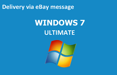 Windows 7 Ultimate SP1 License Activation Product Key Lifetime Digital Delivery