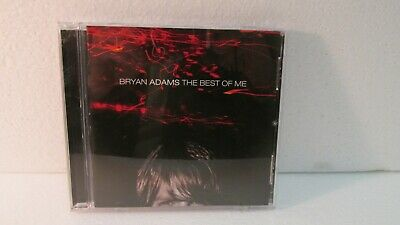 Bryan Adams The Best Of Me CD 2002 A&M Records Universal Music Company cd7169
