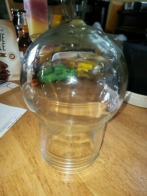 Crouse Hinds VDB3 Vintage Industrial Explosion Proof Light Fixture Globe NOS