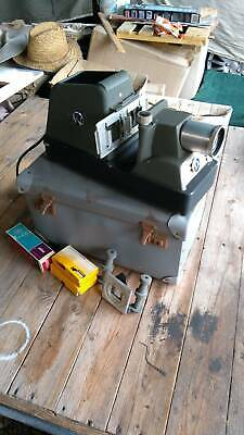 Antique Slide Projector
