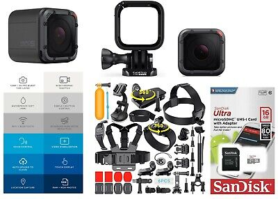Refurbished GoPro HERO 5 Session Waterproof 4K Ultra HD Action Camera Camcorder