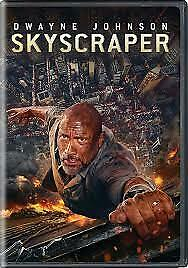 Skyscraper (DVD) BRAND NEW & SEALED DVD  Region 1 (USA)