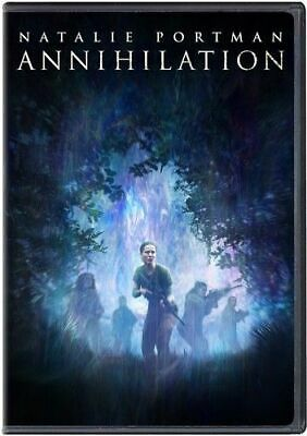 Annihilation (DVD) BRAND NEW & SEALED DVD  Region 1 (USA)