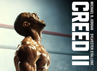 Creed 2 (DVD) REGION 1 DVD (USA) BRAND NEW & SEALED DVD