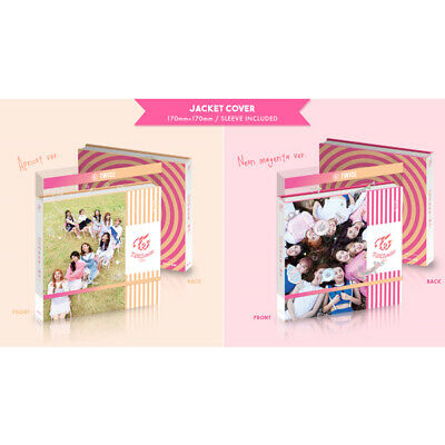 TWICE 3RD MINI ALBUM [ TWICECOASTER ] CD+BOOKLET+PHOTOCARD (KpopStoreinUSA)
