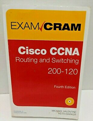 CCNA Routing and Switching 200-125 Exam Cram (4th Edition)