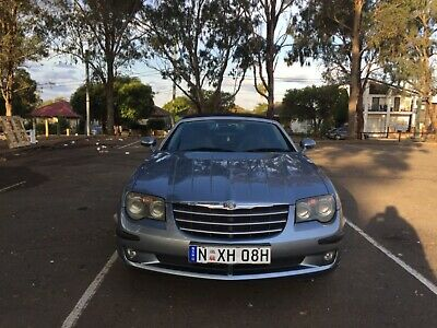 NO RESERVE 2004 Chrysler Crossfire Auto MY05 ZH Roadster 3.2L 6 Months Rego