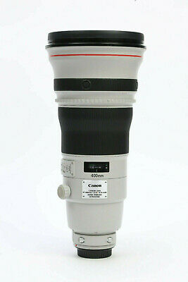 Canon EF 400mm f/2.8 L IS II USM Lens EXC w/ Hood + Trunk + Mono Foot (USA)