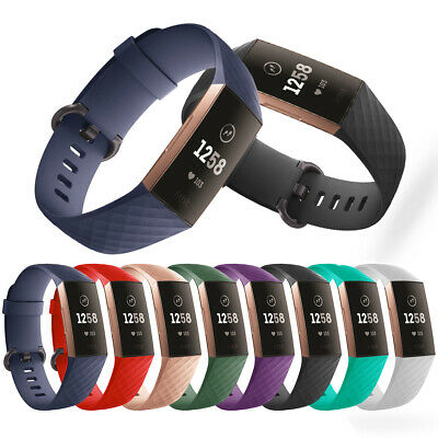 Fitbit Charge 3 Strap Band Wristband Watch Replacement Bracelet Accessories