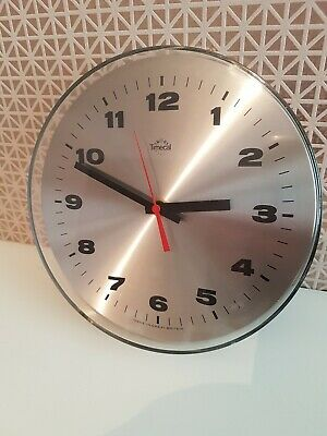 Vintage Smiths Timecal Wall Clock