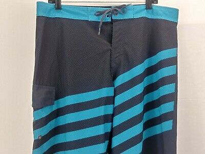 eb26e4b0c8 OP Flex 4 Way Men's Size 34 Stretch Casual Board Shorts Rich Black Ocean  Pacific