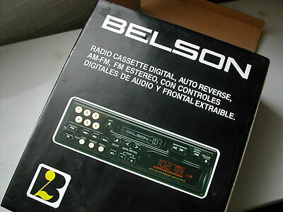 Belson BS-1502 FM//AM//MP3 Car Radio without CD Player with USB and SD...