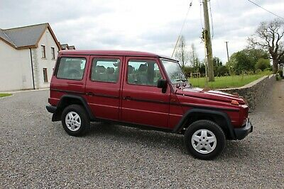 Mercedes G Wagon 5 door W463 G Class GEL300 Wagen
