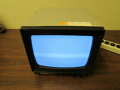 C CRT Ikegami Picture Monitor PM-930 Rev. E Type II Working