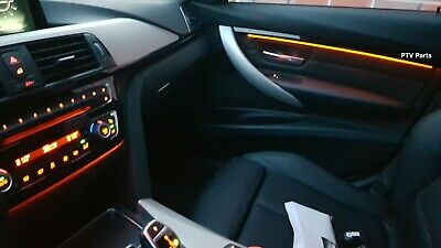 Ambiente Beleuchtung Ambient Light BMW F30 F31 F32 F36 F34 F80 Upgrade Mod
