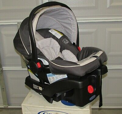 Brand New Graco Snugride 30 LX Infant Car Seat w/Click Connect Infants 4-30 lbs