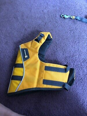 Ruffweat Yellow Life Jacket Xs Floatcoat