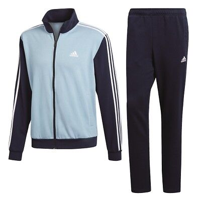 ADIDAS COTTEN RELAX Ts Trackies Tracksuit Tracksuit short