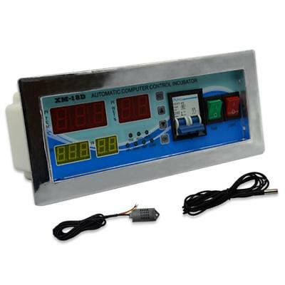 XM-18D Automatic Digital Incubator Chicken Egg Hatcher Temperature Controller