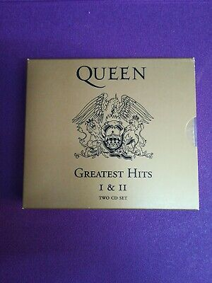 QUEEN Greatest Hits I & II Two CD set