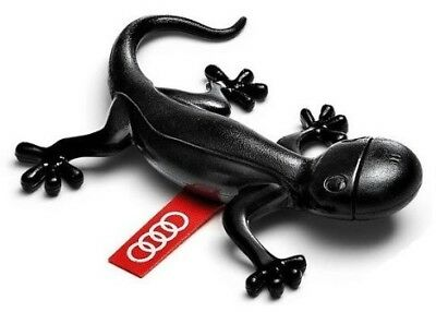 Genuine Audi Air freshener gecko black 000087009D Scent Woody