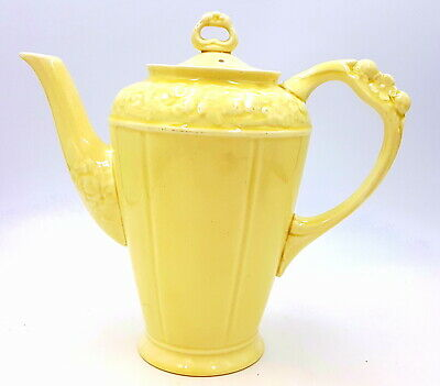 Art Deco Crown Ducal Coffee Pot