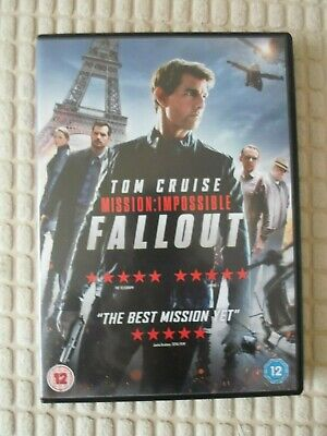 Mission Impossible : Fallout (Tom Cruise) Dvd  -