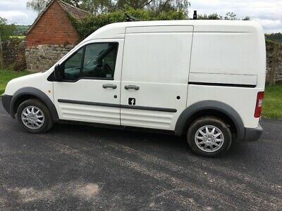 Ford transit connect lwb high top