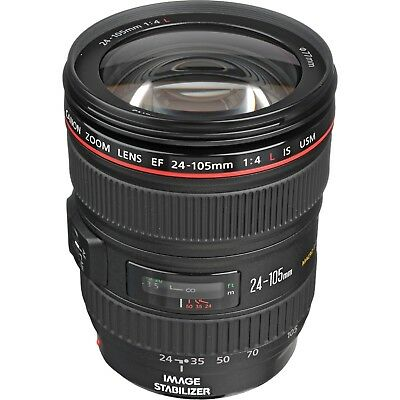 Canon EF 24-105 mm F/4.0 IS L USM ZOOM-Objektiv auch VOLLFORMAT