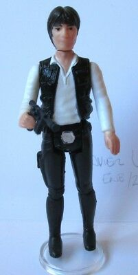 Vintage Star Wars Han Solo Big Head, complete, orig. Kenner, NO COO, Exc. Cond.