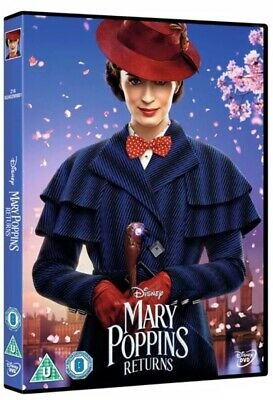 Mary Poppins Returns [DVD] April 2019 Release!