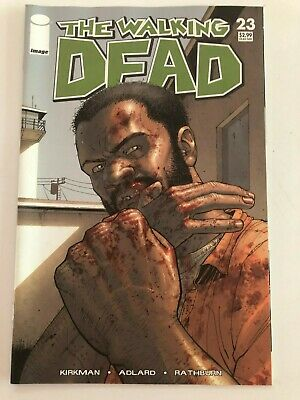 The Walking Dead #23, 1st Printing, Early Issue from 2005 - Kirkman